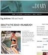 De perfecte bikini in thediaryissue