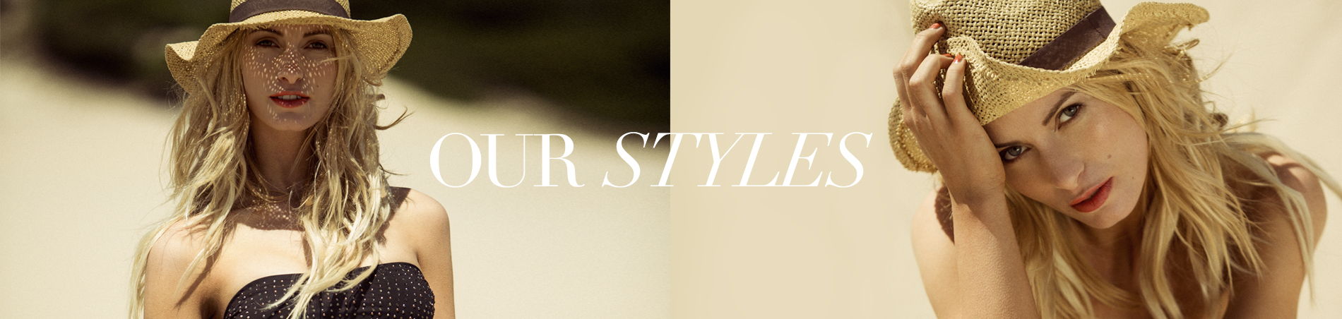 Style guide Silk and beach header